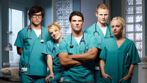 Actors In Holby City
