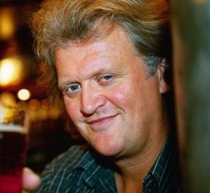 Tim Martin - Wetherspoon's founder